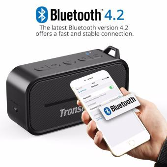 Tronsmart Element T2 Portable Waterproof Bluetooth Speakers - 4