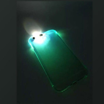 TTLIFE Colorful Flashing phone calls case iPhone5 / 5s emitting(green) Price Philippines