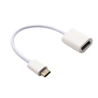 Type-C OTG Adapter to USB2.0 Data Cable for MacBook - intl