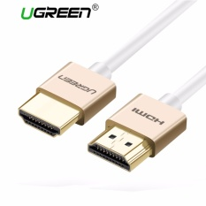 UGREEN 1m High Speed HDMI Cable with Ethernet Gold Plated AluminumAlloy Case Support 4K*2K