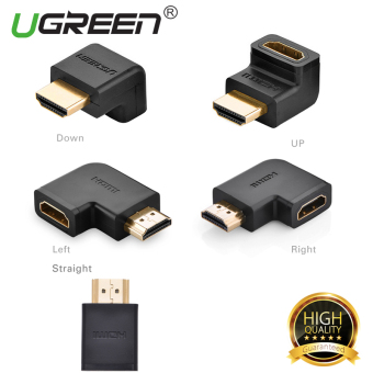 UGREEN 5Pcs/set HDMI Port Saver Male to Female Connector Adapter
