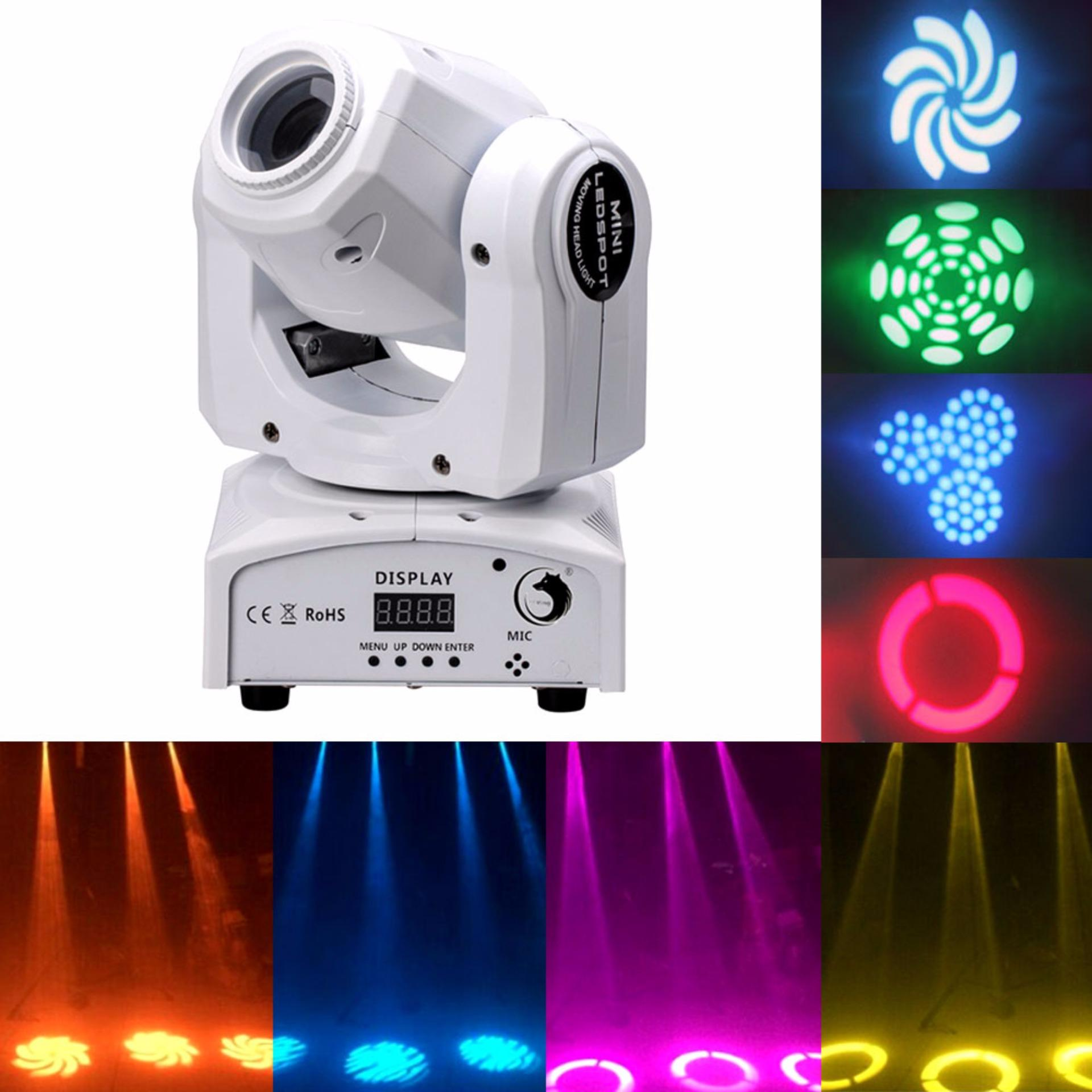 philippines u king 60w moving head stage light led beam projection