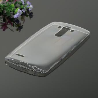 Ultra Slim Thin Silicone TPU Transparent Soft Clear Phone CoverCase For LG G4 Phone Cases - intl