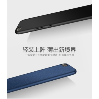 Ultra-thin Hard PC Back Cover Case For Xiao Mi Max 2 - intl - 4