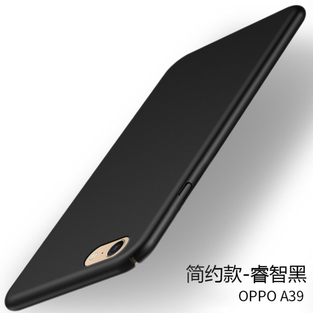 Litchi Pattern Back Cover Case For Oppo A37coffee Intl Cari Source For Vivo . Source · Ultra-thin Matte PC Hard Back Cover For OPPO A39 / A57 .