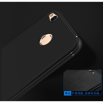 Ultra Thin Matte Soft TPU Back Cover For Xiaomi Redmi 4X ShockproofSkin Case - intl - 3