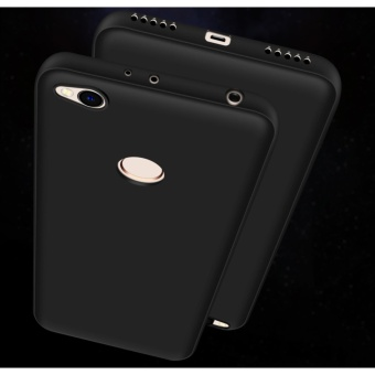 Ultra Thin Matte Soft TPU Back Cover For Xiaomi Redmi 4X ShockproofSkin Case - intl - 2