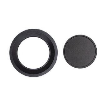 UN Dome Hood 52mm for Canon 40mm (Black)