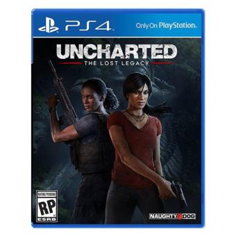 UNCHARTED THE LOST LEGACY PS4 GAME R3,R1 MINT CONDITION