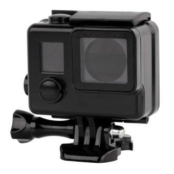 Underwater Blackout Housing for GoPro Hero 3+/Hero4 (Black)