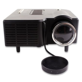 UNIC UC28+ Mini Projector with HDMI Multimedia Player (Black) Price Philippines