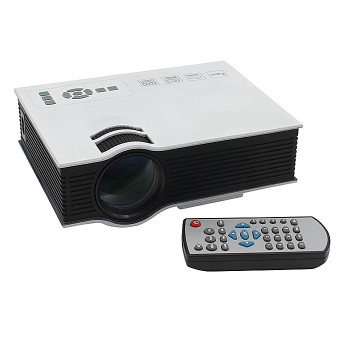 Unic UC40 Portable Projector (White/Black) Price Philippines
