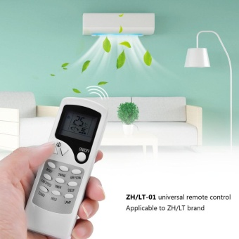 Universal Air-conditioning Remote Control Controller ReplacementZH/LT-01 For ZH/LT - intl