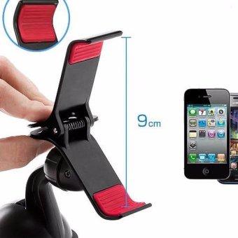 Universal Car Holder for Smartphone (Black) - 5