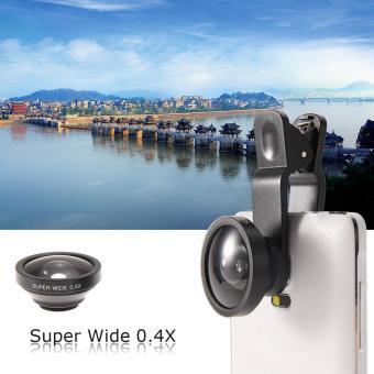 Universal Clip HD Cam Lens (Black) - picture 2