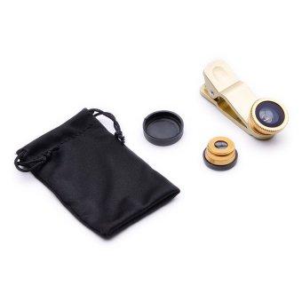 Universal Clip Lens (Gold)