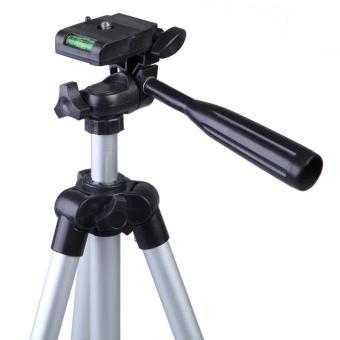 Universal Mini Portable Aluminum Tripod Stand and Bag for CanonNikon Camera - 2