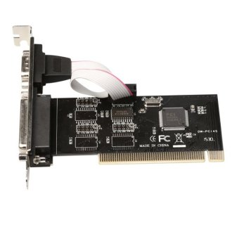 Uplift Serial/Parallel Port Expansion Card for PC