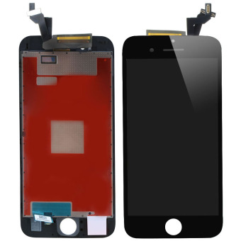 US LCD Touch Screen Display Digitizer Assembly Replacement ForiPhone6 Black