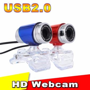 USB 2.0 Webcam 5.0MP HD Clip-on Web Cam Camera 360 Degree forComputer Laptop PC Tablet - 2