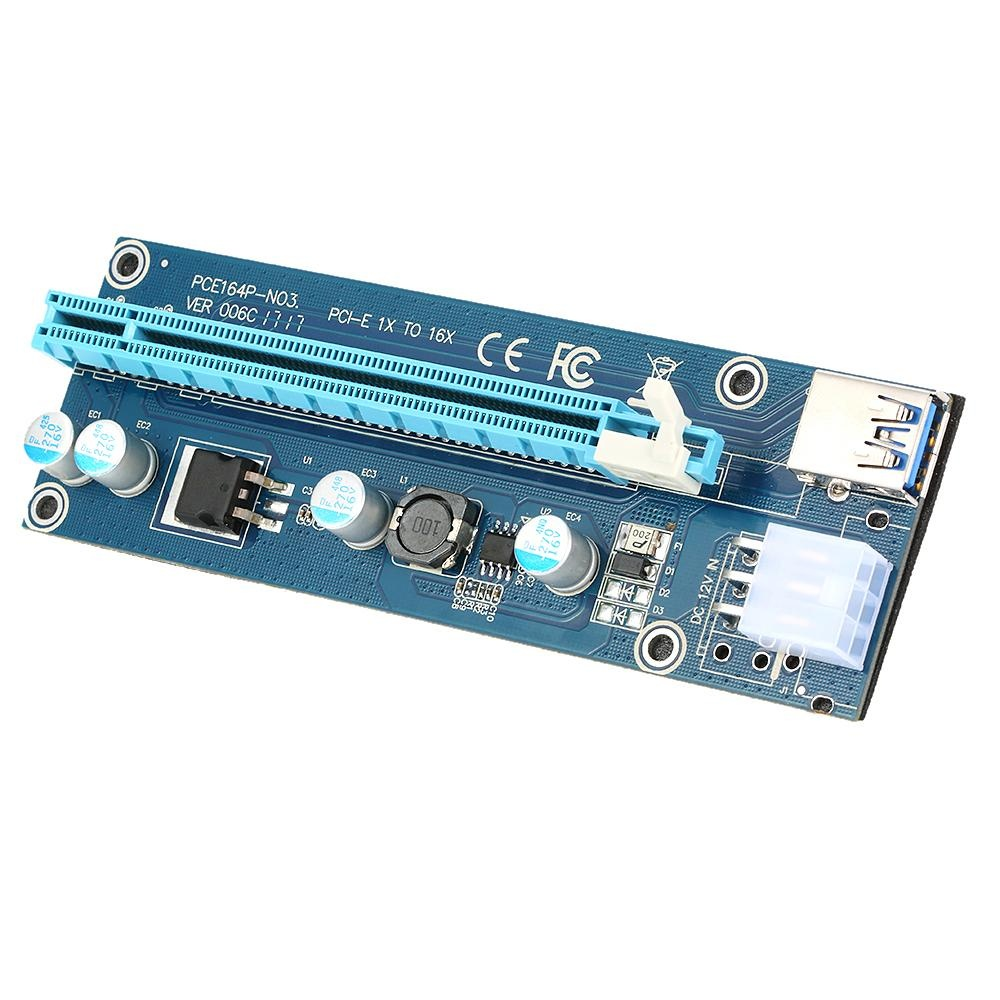 Philippines Usb 30 Pci E Express Extender Riser Card 1x To