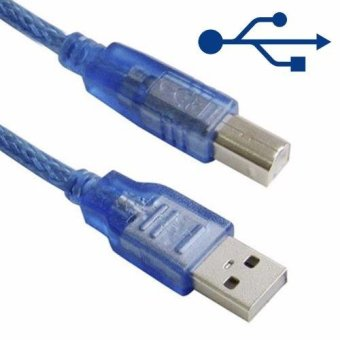 USB Type A to Type B Pure-Copper Super-Speed Printer Data Cable (5Meters)