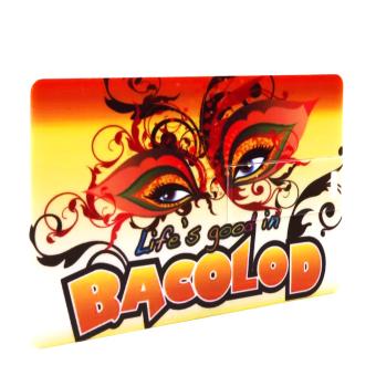 USB World Life is Good in Bacolod 4GB USB Card Flash Drive