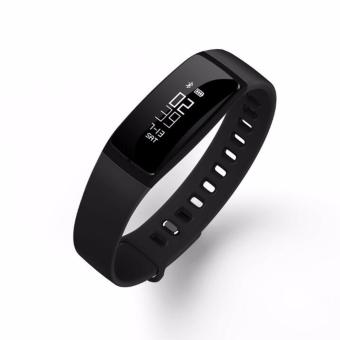 V07 Smart Wristband Band Heart Rate Blood Pressure BraceletsPedomet Fitness Tracker SMS Call Remind for Android iOS Phone -intl - 2