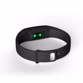V07 Smart Wristband Band Heart Rate Blood Pressure BraceletsPedomet Fitness Tracker SMS Call Remind for Android iOS Phone -intl - 3