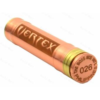 Vertex Mod E Cigarette Copper Vaporizer mod(mod only) Price Philippines