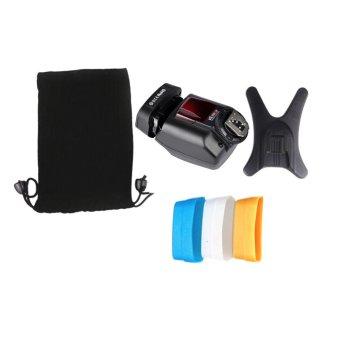 Viltrox JY-610N II i-TTL On-camera Mini Flash Speedlite for Nikon D3300 D5300 D7100 Camera Outdoorfree - 4