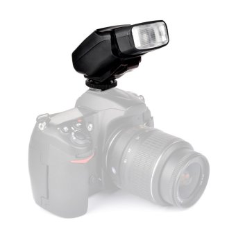 Viltrox JY-610N II i-TTL On-camera Mini Flash Speedlite for Nikon D3300 D5300 D7100 Camera Outdoorfree - 2