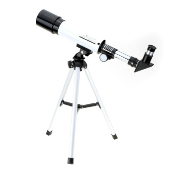 Visionking 360/50mm Monocular Space Astronomical TelescopeRefractor Scope with Tripod - 5