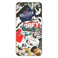 VIVO V5/v5plus fresh hand-painted fruit SINHUA phone case soft cover