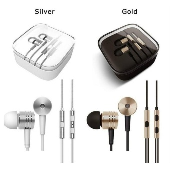 VOYAGE Smart In-Ear Headphone 2nd Piston Earphone 2 II Earbud withRemote& Mic For MI4 MI3 MI2 MI2S MI2A Mi1 Phone - intl - 2