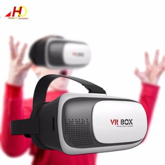 VR Box II 2.0 3D Virtual Reality Glasses for Smartphone
