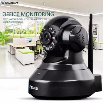 VStarcam C7837WIP Home Monitoring IP Camera (Black)