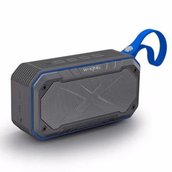 W-KING S18 Portable IPX7 Waterproof Outdoor Speaker Mega Bass Wireless Bluetooth Speaker - 2