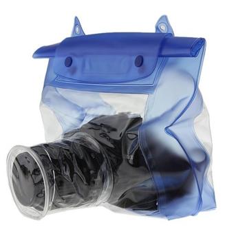Waterproof DSLR SLR Camera Underwater Housing Case Pouch Dry Bag Canon - 3