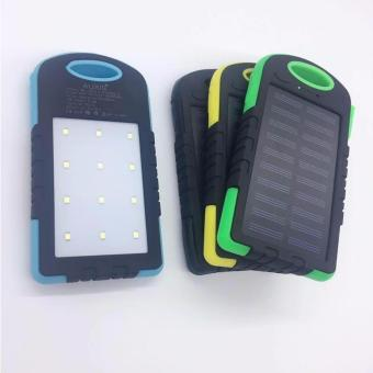 Waterproof Solar PowerBank w/ LED - 3