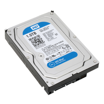 Western Digital WD Blue 1TB Desktop HDD Internal Hard Disk Drive 5400 RPM .
