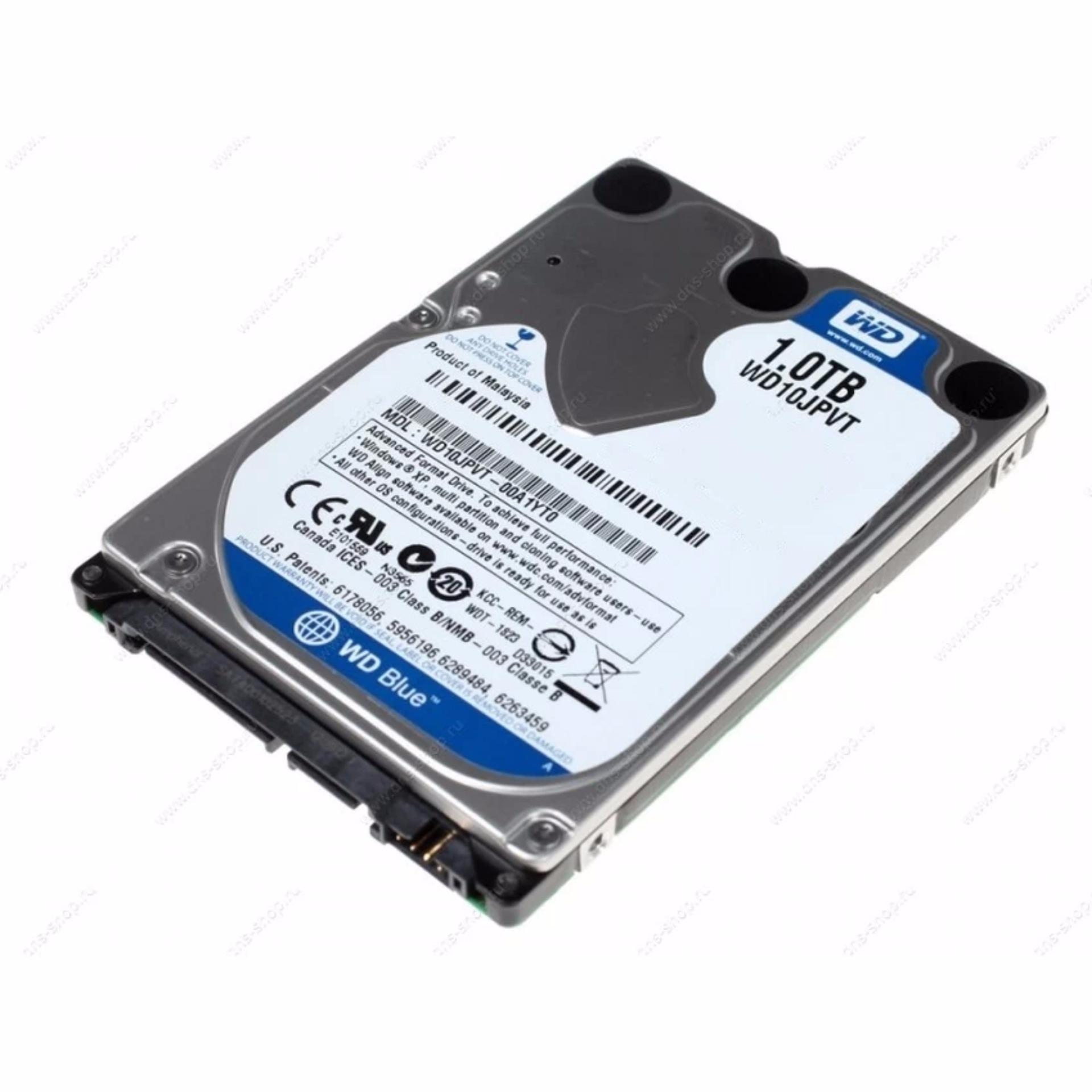 Philippines Western Digital Wd10jpvt 1tb 5400 Rpm 8mb Cache Sata Harddisk Wb Blue Hardisk Laptop 30gb S 25