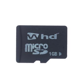 WHD SD01E High Speed Micro SD Card TF Flash Card 1GB (Black)