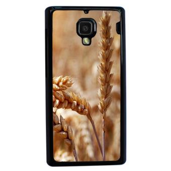 Wheat Pattern Phone Case For Xiaomi Mi4