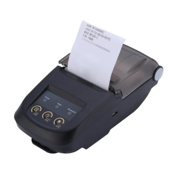 Wireless 58mm Bluetooth Thermal Receipt Printer Support Android IOS Windows - intl - 3