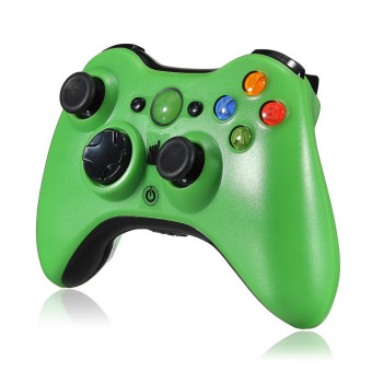 Wireless Handle Console Controller Game Pad For Microsoft Xbox 360 Green - picture 2