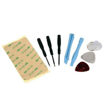 WiseBuy 9in 1 Repair Opening Pry Tools Pentalobe Screwdriver Kit Set for iPhone 4 4G - 4