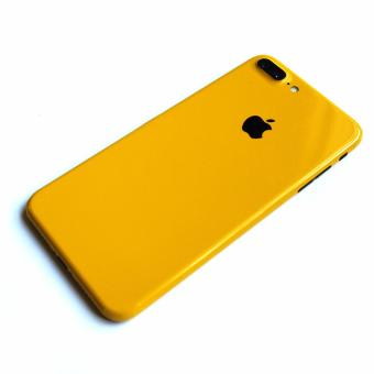 Wrapped Up Full Body Wrap / Skin (not case) for iPhone 7 PlusSpectra Yellow - 3
