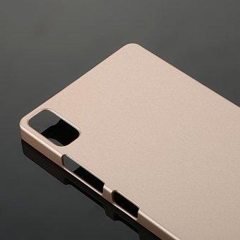 X-LEVEL Metallic Plastic Back Cover for Lenovo Vibe Shot - Gold - intl - 4