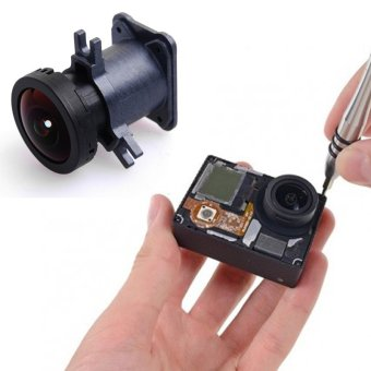 XCSOURCE OS204 Wide Angle Lens (Black) - picture 3